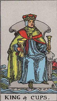 Tarot King of Cups