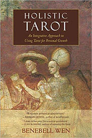 Holistic Tarot book