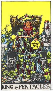 Tarot King of Pentacles