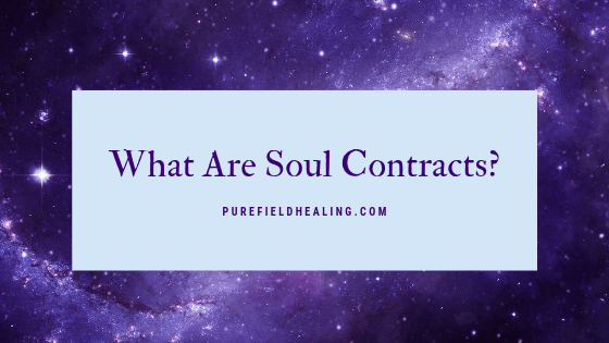 what is a soul contract