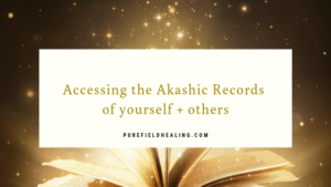 can I access Akashic Records