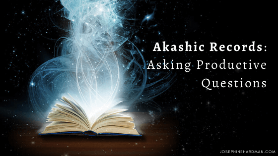 Akashic Records open book