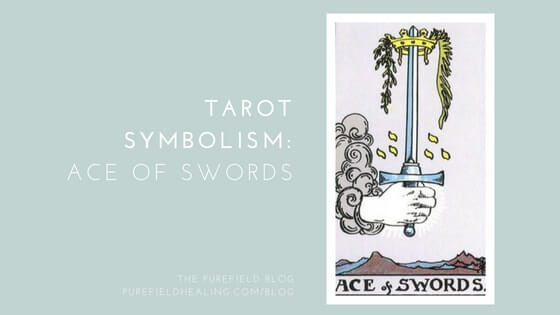 Tarot Symbolism: The Ace of Swords