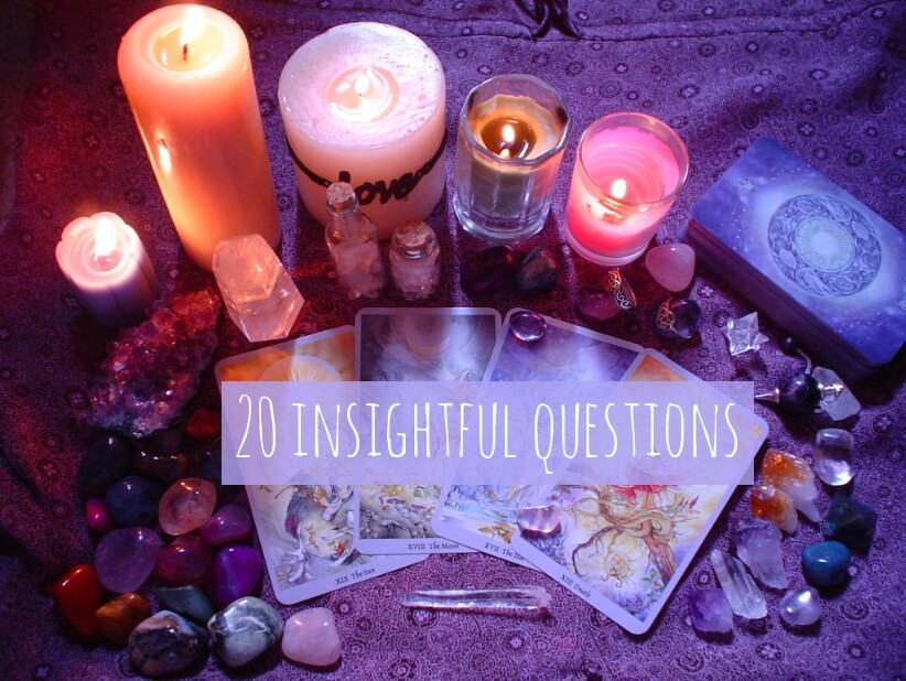 20 Essential Questions to Ask Your Tarot or Oracle Cards