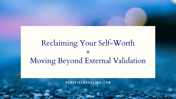 how to improve self-worth