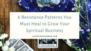 spiritual business coach