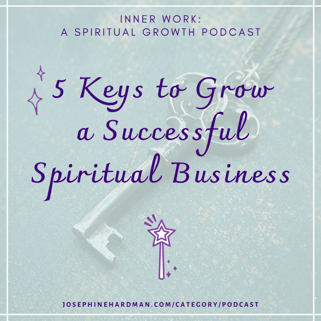 spiritual business coach