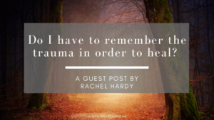 path with trees spiritual blog trauma recovery