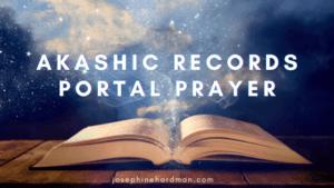open book Akashic Records prayer spirituality