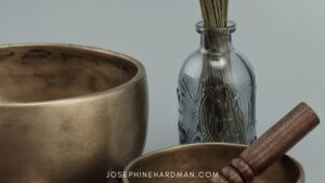 singing bowls highly sensitive person healer client work